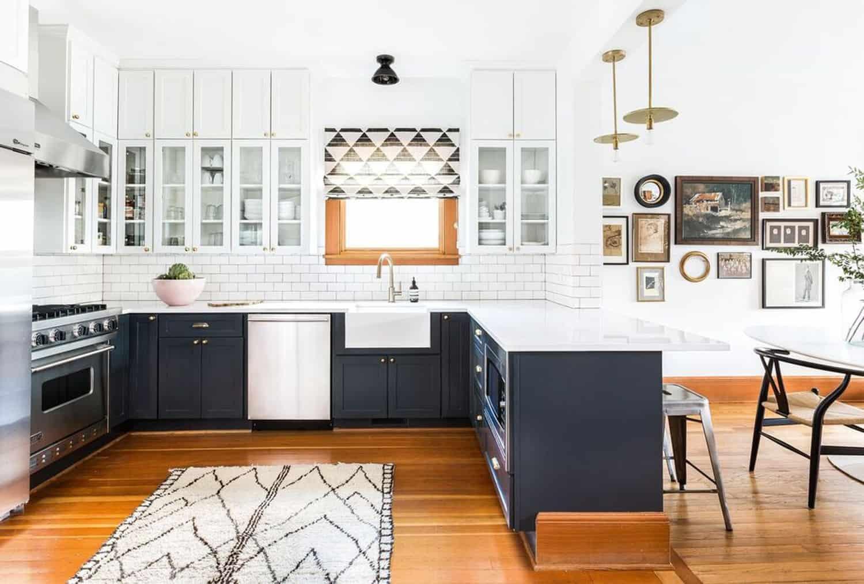 design seattle interior designer kitchen remodel white kitchen