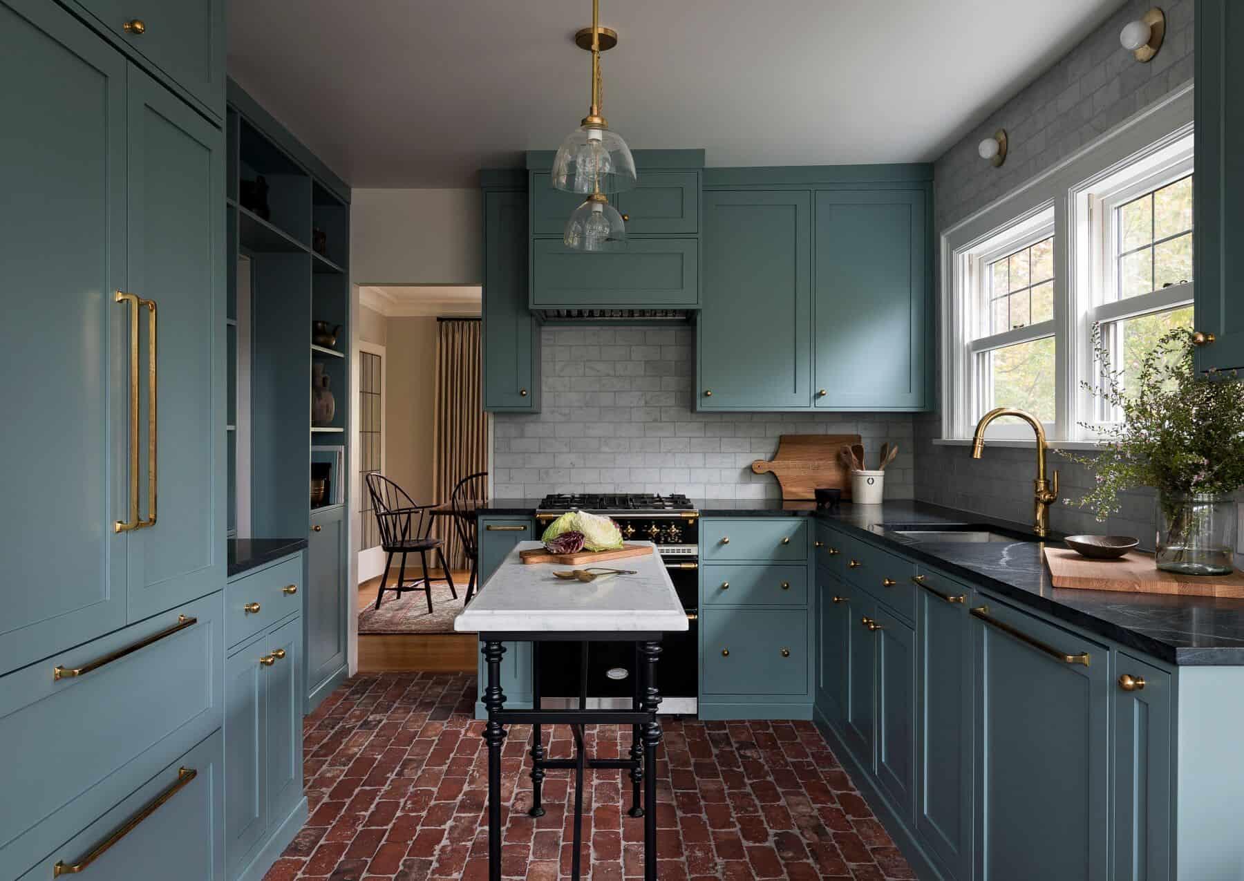 Heidi Caillier Design Seattle Interior Designer Pnw Tudor Kitchen Remodel Heidi Caillier