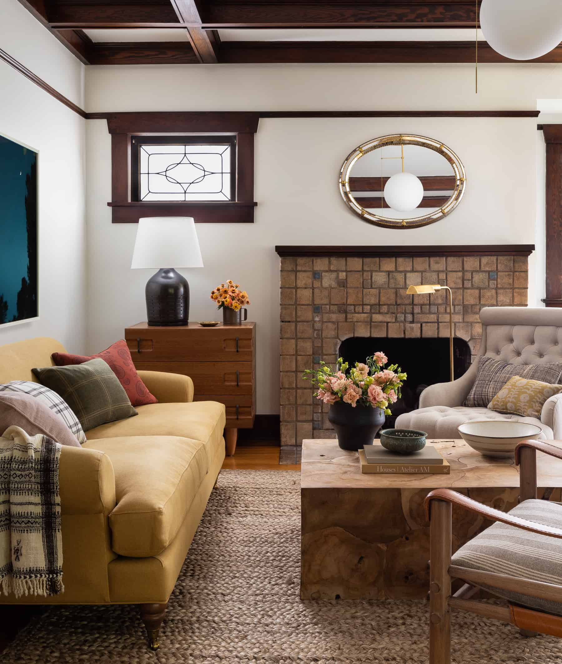 Seattle-interior-designer-Heidi-Caillier-Design-dining-room ...